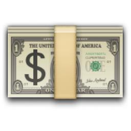 Banknote With Dollar Sign Emoji U 1f4b5 U E12f