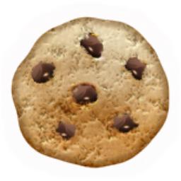 Cookie Emoji (U+1F36A)