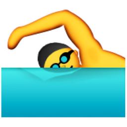swimmer emoji u 1f3ca u e42d