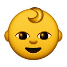 Baby Emoji U 1f476 U E51a