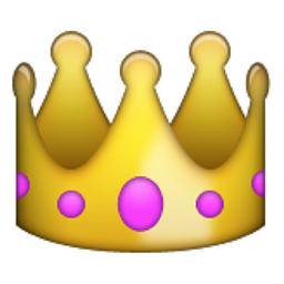 Image result for emoji crown