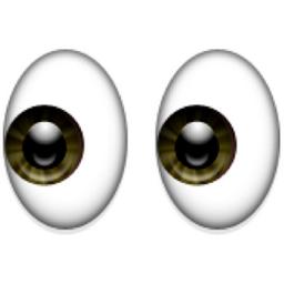 Image result for eyes emoji