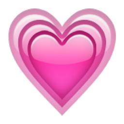 single heart emojis likewise - photo #8