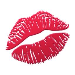 Kiss Mark Emoji Kiss Mark Emoji (U+1F4...