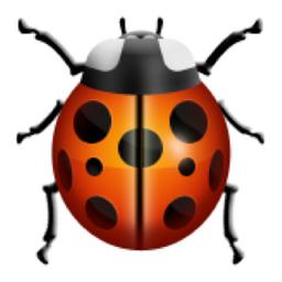 Ladybird Insect Information >> Lady Beetle Emoji (U+1F41E)