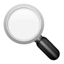 magnifying glass emoji 2 - photo #10