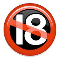 No One Under Eighteen Symbol Emoji U 1f51e U E207