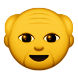 old man time emoji gallery