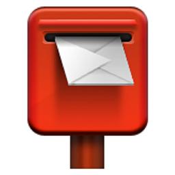 Postbox Emoji U 1f4ee U E102