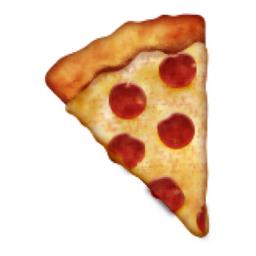 Slice Of Pizza Emoji U 1f355