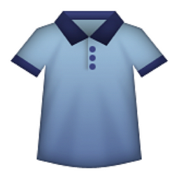 tshirt emoji u1f455ue006