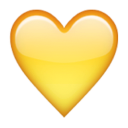 5 Feelings I Had About Emojis In 2015 | Autostraddle Yellow Heart Emoji