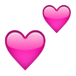 Iphone Emoji Heart Cool things abo...