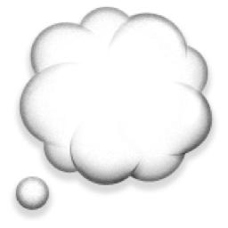 Thought Balloon Emoji U 1f4ad