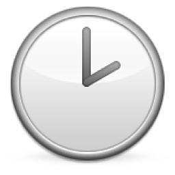 Clock Face Two Oclock Emoji U 1f551 U E025
