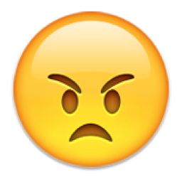 Mean Person Emoji