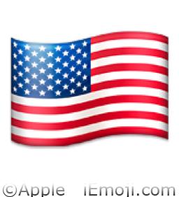 Flag Airplane Emoji Usa flag emoji...