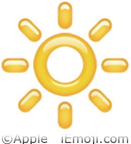 High Brightness Symbol Emoji U 1f506