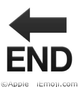0675 pngHappy Face Arrow End Emoji
