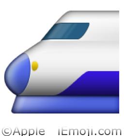 Speed of light emoji